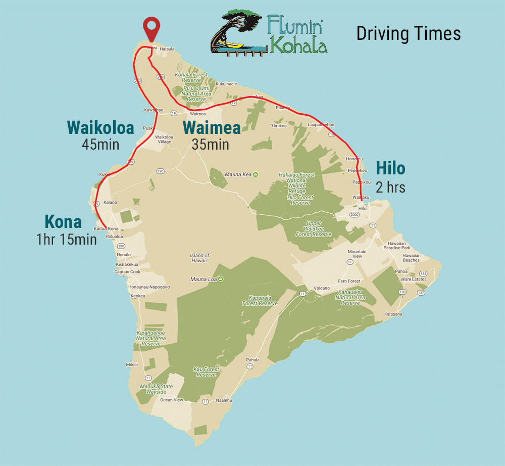 directions 183 flumin kohala ditch